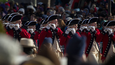 Old Guard Fife and Drum Corps. Members of the 3rd United States Infantry Regiment is readily identified by its nickname, The Old Guard, as well as Escort to the President.