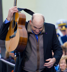 "James Taylor singing ""America the Beautiful"" after Biden takes the oath of office"