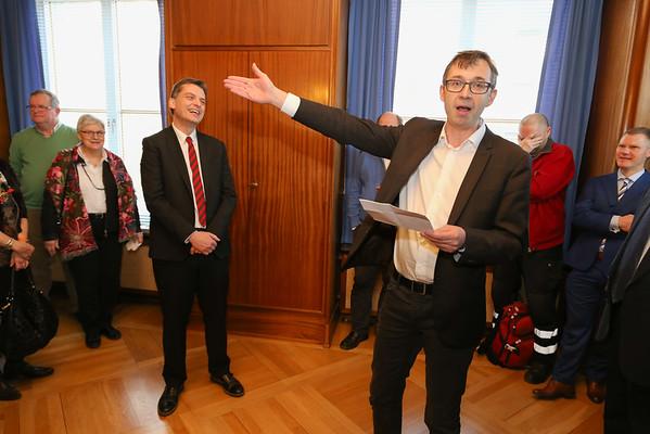 Jan E. Jørgensen 50 år