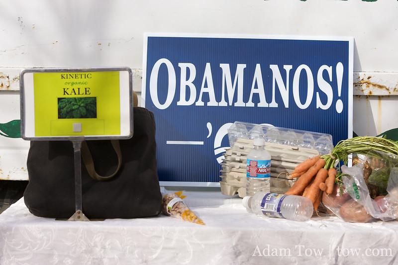 Latinos for Obama - Obamanos!