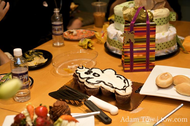 Ghost cake!