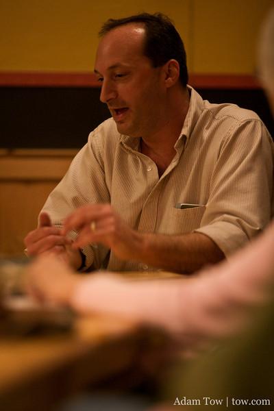 Colorado State Assemblyman Paul Weissmann.