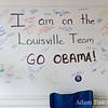 The Louisville Team Card.