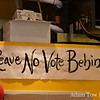 Leave No Vote Behind!