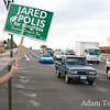 Jared does his final Honk and Wave of this campaign.