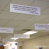 Words to remember inside the Boulder County Democrats office.