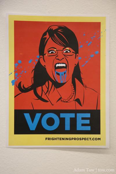 Vote or else...
