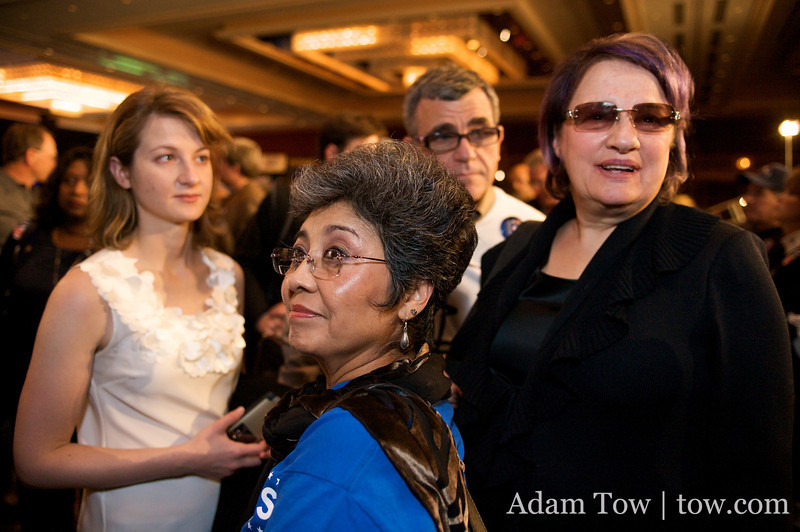 Sylvia, Jordanna, Stephen, and Susan.