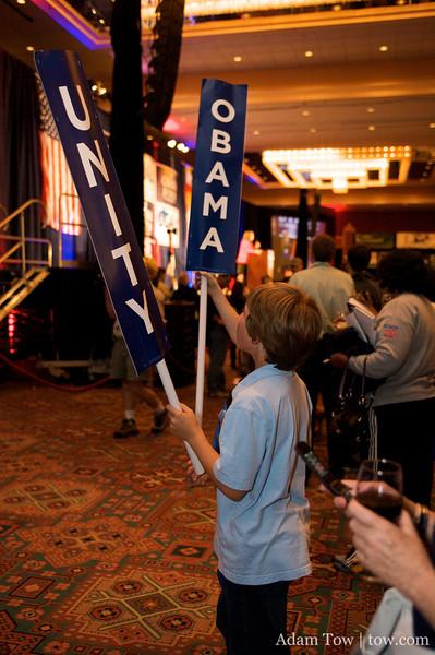 Unity and Obama