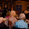 Jared speaks at the Gilpin Rotary Club luncheon event, held at the Fortune Valley Casino in Central City, Colorado.