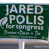 Jared Polis sign