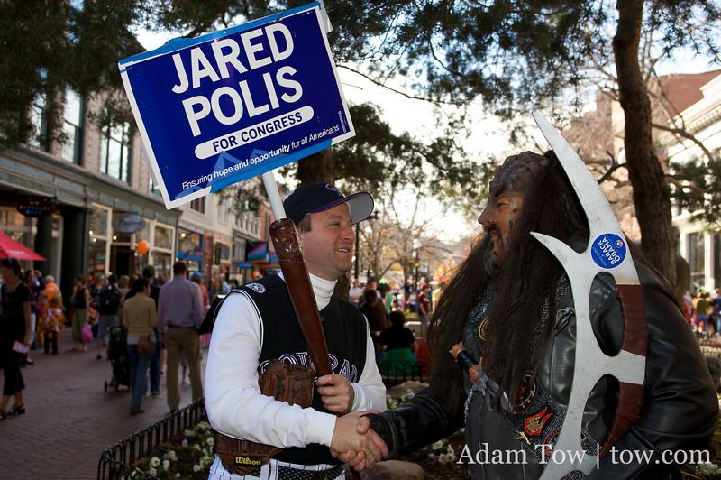 Klingons say Ka-Plaaa! for Jared Polis.