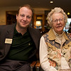 Jared and Mildred Walton, who will turn 100 years old on November 7, 2008.