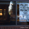 The Meridian is Precinct #163 tomorrow.