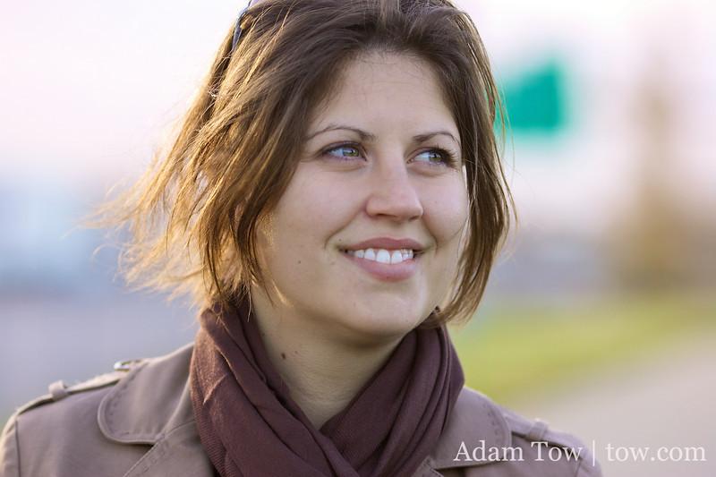 Lisa Kaufmann.