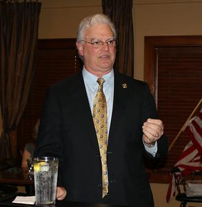 Judge Tim Kelley at Reagan Luncheon 8-12-14