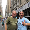 2013 NYC Pride Parade - Bus For Progress <br /> marching with Barbara Buono.