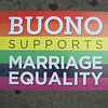 2013 NYC Pride Parade - Bus For Progress <br /> marching with Barbara Buono