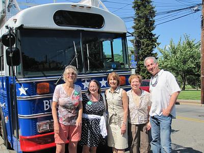June 2013 Senator Barbara Buono Bus Trip