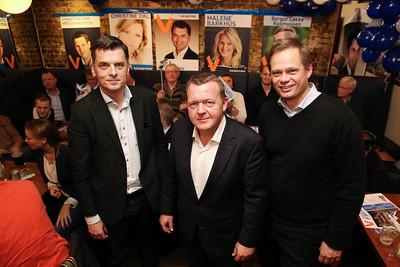Jan E. Jørgensen, Lars Løkke Rasmussen, Peter Fjerring