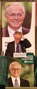 Valgmøde på Frederiksberg Rådhus