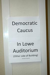 Kansas Democratic Party Caucus 29th Sen District Feb, 4 2008