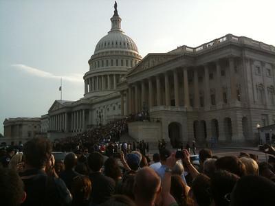 Kennedy DC Memorial Service
