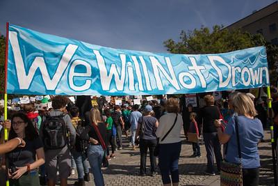 Global Climate Strike from Washington DC