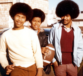 The Kinard Boys 1974
