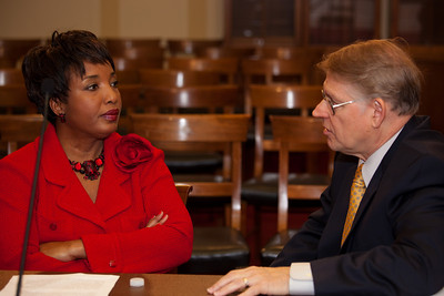 Carol Swain, Vanderbilt University Roy Beck, NumbersUSA