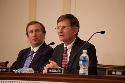House Judiciary Committee Ranking Member Lamar Smith (R-Texas)