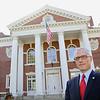 Lancaster's new town administrator Ryan McNutt.   SENTINEL & ENTERPRISE/JOHN LOVE