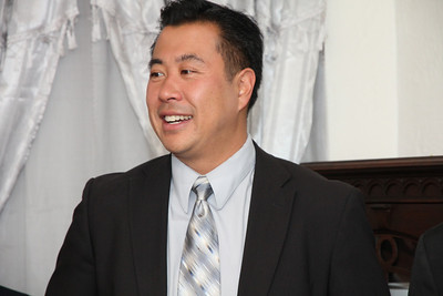 Paul Miyamoto, Sheriff's Department Captain and candidate for Sheriff.  To learn more, see: http://www.miyamoto4sheriff.com/