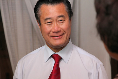 Leland Yee, State Senator from California's 8th District and candidate for Mayor.