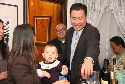 Paul Miyamoto, Sheriff's Department Captain and candidate for Sheriff.