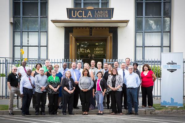 Local Progress - School Board Meetings @ UCLA Labor Center (10.28.15)