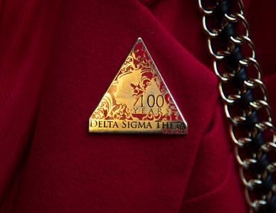 Loretta Lynch, Delta Sigma Theta