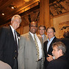 Congressman and former State Rep. Rodney Alexander, Malcolm Myers, Rep. Hunter Greene, and former Congressman and former State Rep. Charles Melancon during Former Legislators Day at the State Capitol in Baton Rouge on May 2, 2012. Photo by former Rep. Woody Jenkins.
