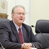 School Committee candidate Michael Mackin SENTINEL & ENTERPRISE/JOHN LOVE