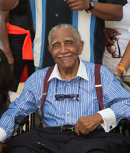Joseph Lowery is a minister in the United Methodist Church participated in most of the major activities of the African-American Civil Rights Movement of the 1960s. He became the third president of the Southern Christian Leadership Conference, after Rev. Dr. Martin Luther King and his immediate successor, Rev. Dr. Ralph David Abernathy.