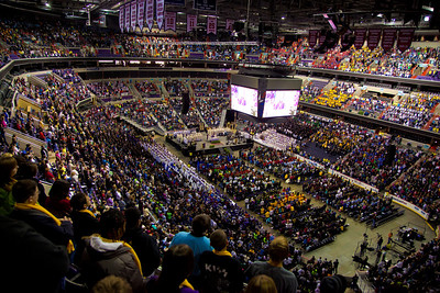Cardinals and Bishops 2011 Youth Rally and Mass for Life Verizon Center, Washington DC (10:00 AM)