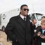 Benjamin Watson, Tight End for the Baltimore Ravens, March for Life