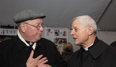 March for Life, Timothy Cardinal Dolan, Donald Cardinal Wuerl