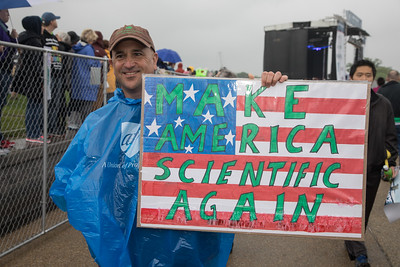 March for Science in DC
