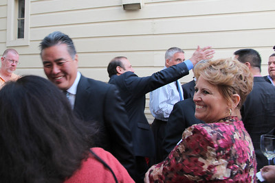 Mark Takano, teacher and candidate for the United States Congress, District 41, Riverside County.