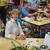 Martha Coakley visited the Sunrise Diner in Fitchburg on Saturday morning. SENTINEL & ENTERPRISE / Ashley Green