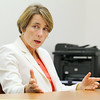 Maura Healey candidate for Attorney General SENTINEL & ENTERPRISE/JOHN LOVE