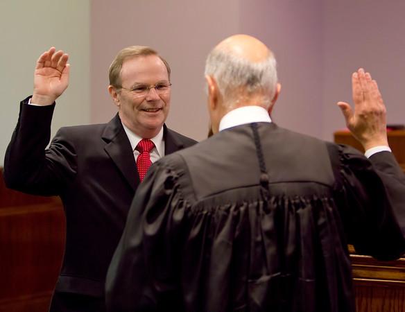 McAllen Officials Sworn In May 2013