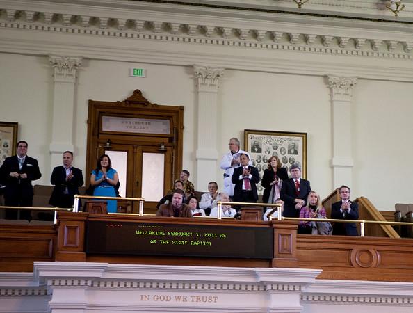 McAllen Day - 82nd Legislative Session