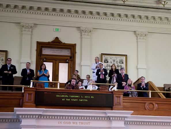 McAllen Day - 82nd Legislative Session